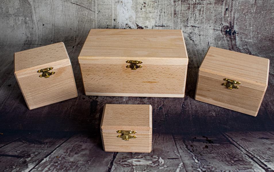 Holz-Kisten