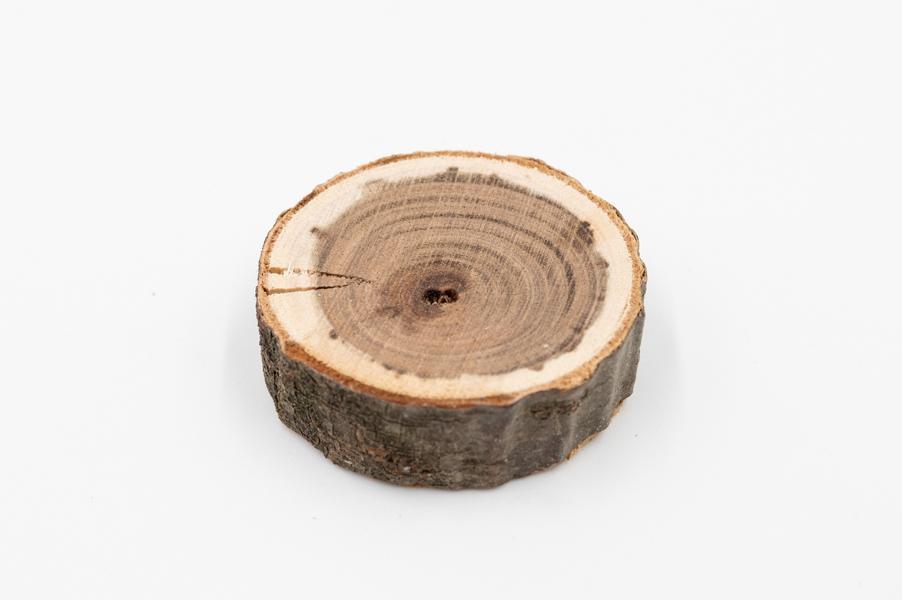 Süßkirschholz-Baumscheiben